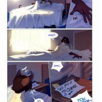 Cats Love Water 3 gay furry comic
