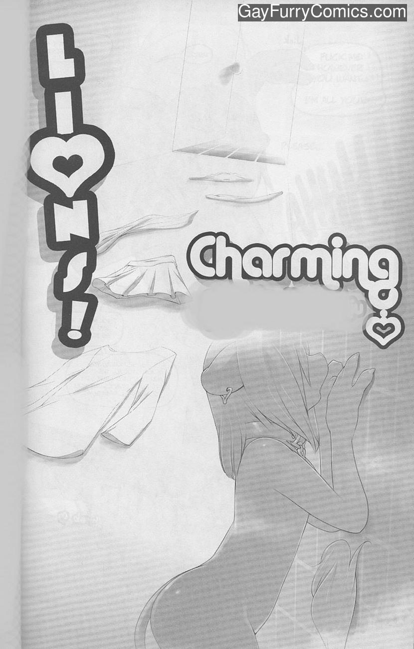 Charming gay furries