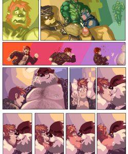 Clothes Make The Man 004 and Gay furries comics
