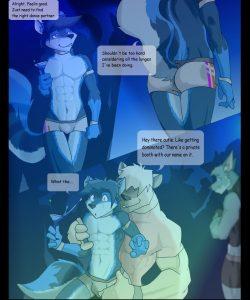 Club Nights 003 and Gay furries comics