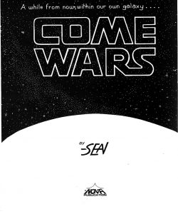 Come Wars 001 and Gay furries comics