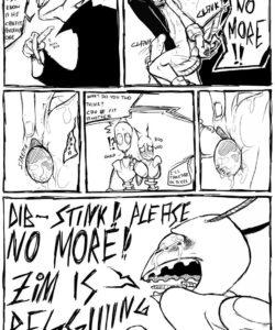 Conquest 008 and Gay furries comics