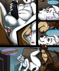 Couch Co-Op 005 and Gay furries comics