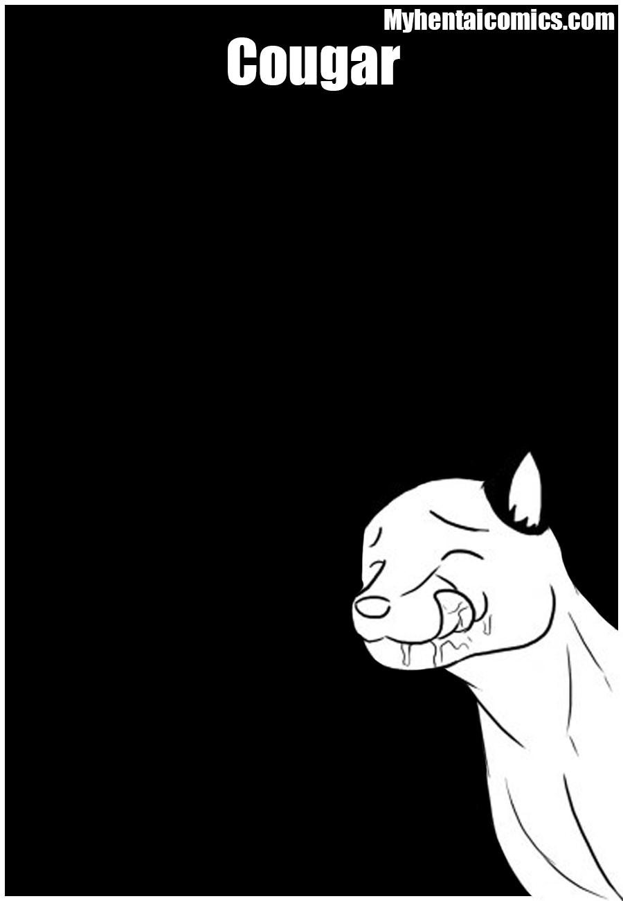 Cougar gay furry comic