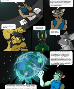 Countdown 002 and Gay furries comics