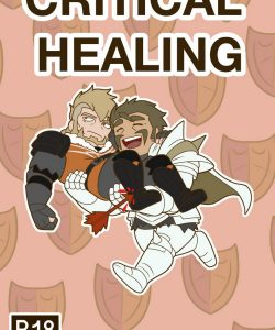Critical Healing 001 and Gay furries comics