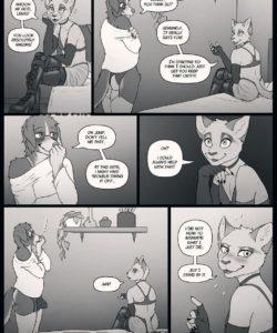 Crossing That Bridge 019 and Gay furries comics