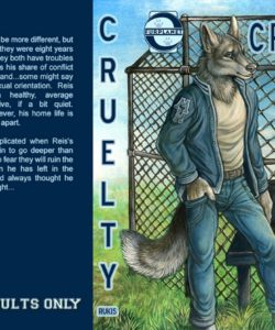 Cruelty 001 and Gay furries comics