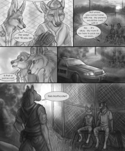 Cruelty 010 and Gay furries comics