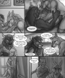 Cruelty 029 and Gay furries comics