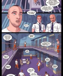 D-Wing 002 and Gay furries comics