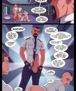 D-Wing 007 and Gay furries comics