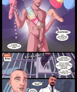 D-Wing 025 and Gay furries comics