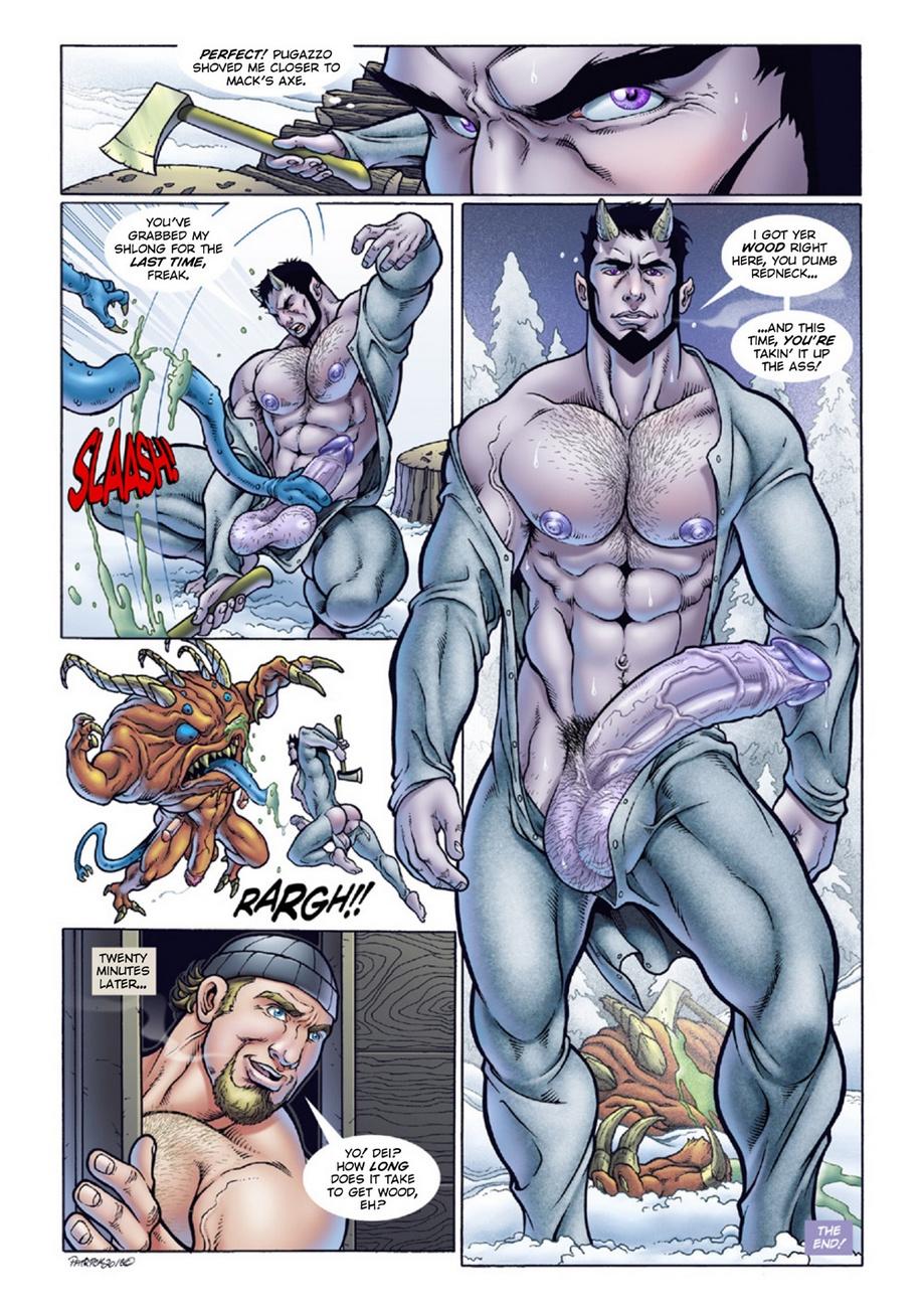 Deimos – Dead Of Winter 1 gay furries