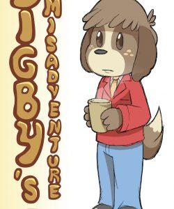 Digby's Misadventure gay furries