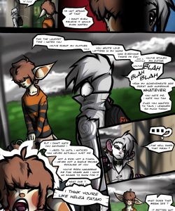 Disintegrity 010 and Gay furries comics