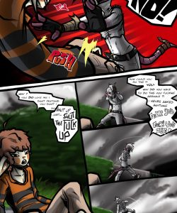 Disintegrity 017 and Gay furries comics