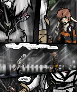 Disintegrity 021 and Gay furries comics