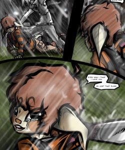 Disintegrity 025 and Gay furries comics