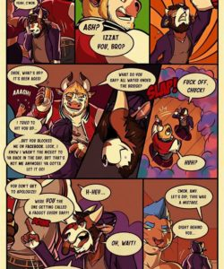 Do Better 002 and Gay furries comics