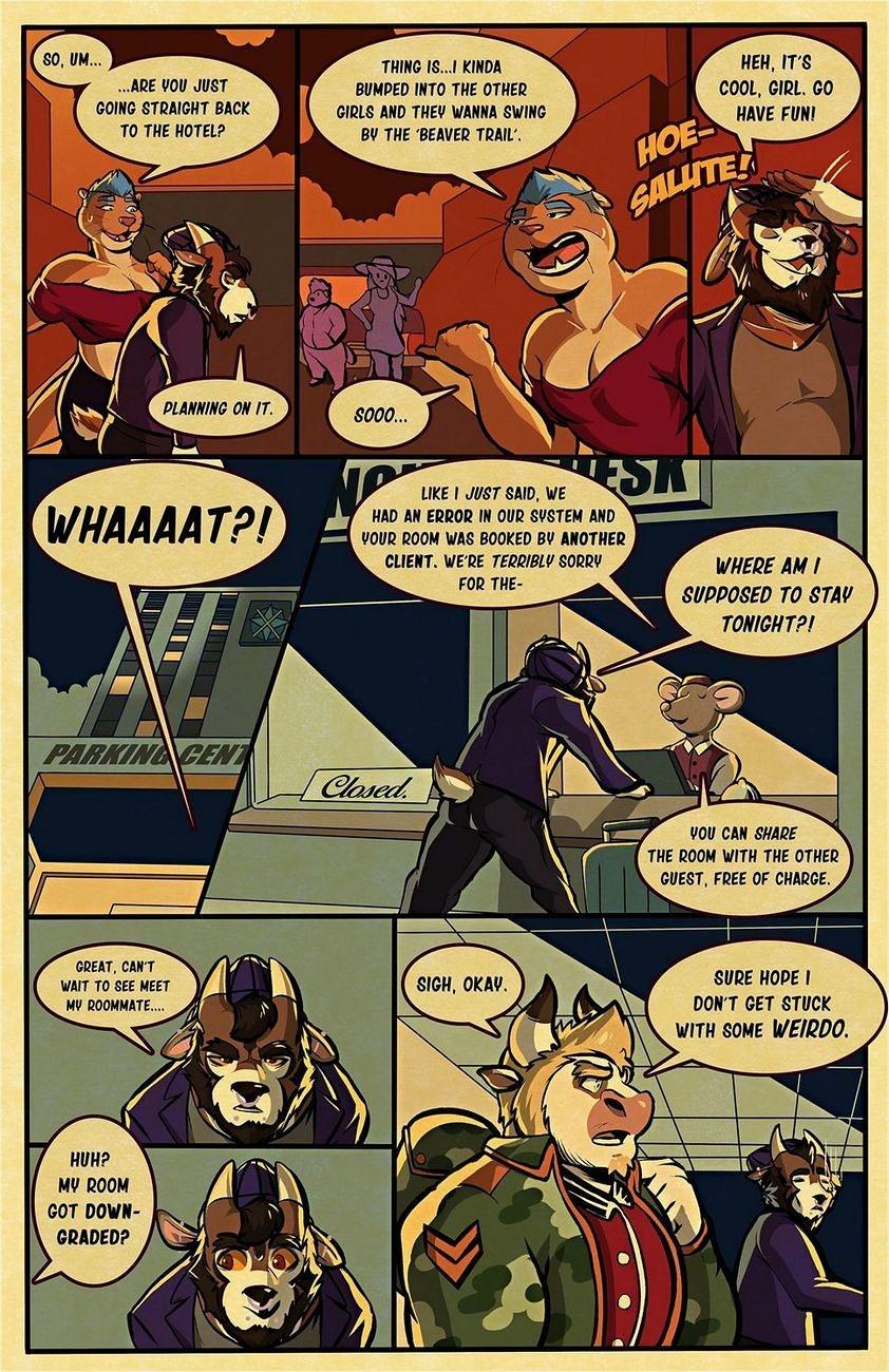 Do Better gay furry comic
