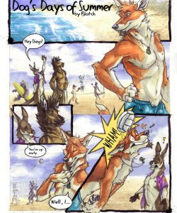 Dogs Days Of Summer 1 002 and Gay furries comics