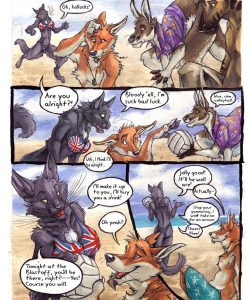 Dogs Days Of Summer 1 003 and Gay furries comics