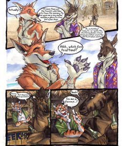 Dogs Days Of Summer 1 005 and Gay furries comics