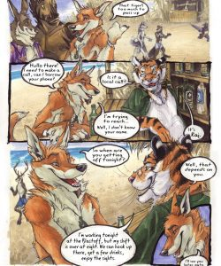Dogs Days Of Summer 1 007 and Gay furries comics
