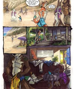 Dogs Days Of Summer 1 008 and Gay furries comics