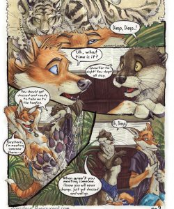 Dogs Days Of Summer 1 010 and Gay furries comics