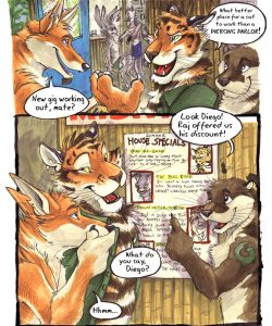 Dogs Days Of Summer 1 031 and Gay furries comics