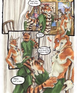 Dogs Days Of Summer 1 033 and Gay furries comics