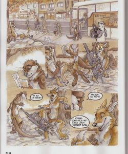 Dogs Days Of Summer 1 047 and Gay furries comics