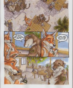 Dogs Days Of Summer 1 049 and Gay furries comics