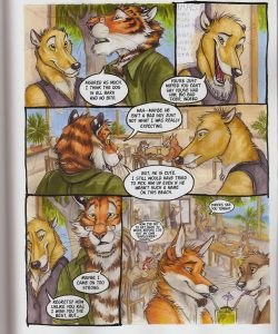 Dogs Days Of Summer 1 052 and Gay furries comics
