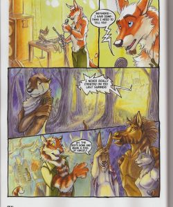 Dogs Days Of Summer 1 063 and Gay furries comics