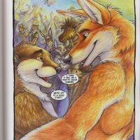 Dogs Days Of Summer 1 gay furry comic