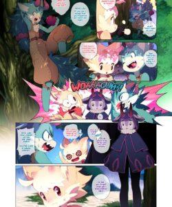 DokiDoki Moffles - A Fruitful Quest 002 and Gay furries comics