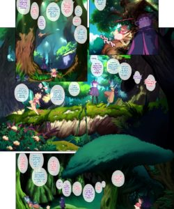 DokiDoki Moffles - A Fruitful Quest 006 and Gay furries comics
