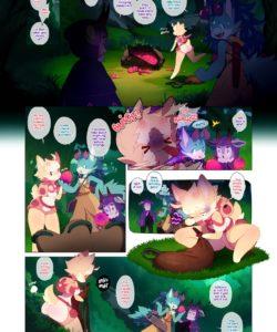 DokiDoki Moffles - A Fruitful Quest 007 and Gay furries comics
