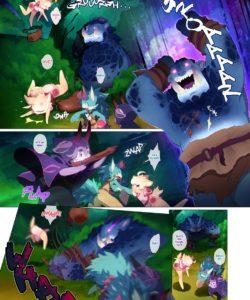 DokiDoki Moffles - A Fruitful Quest 008 and Gay furries comics