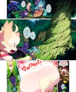 DokiDoki Moffles - A Fruitful Quest 009 and Gay furries comics