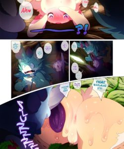 DokiDoki Moffles - A Fruitful Quest 011 and Gay furries comics