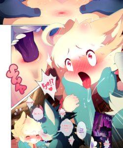 DokiDoki Moffles - A Fruitful Quest 015 and Gay furries comics