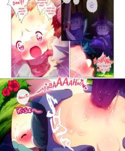 DokiDoki Moffles - A Fruitful Quest 016 and Gay furries comics