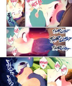 DokiDoki Moffles - A Fruitful Quest 021 and Gay furries comics
