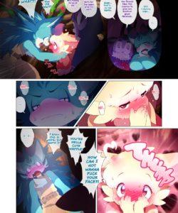 DokiDoki Moffles - A Fruitful Quest 029 and Gay furries comics