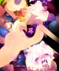 DokiDoki Moffles - A Fruitful Quest 033 and Gay furries comics