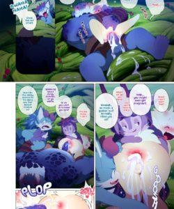 DokiDoki Moffles - A Fruitful Quest 035 and Gay furries comics